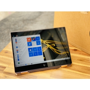 Laptop HP Spectre X360 13-ap0013dx/ i7 8565U/ 8G/ SSD256/ Full HD/ TOUCH/ Xoay 360 độ/ Finger/ New 100%/ FulBox